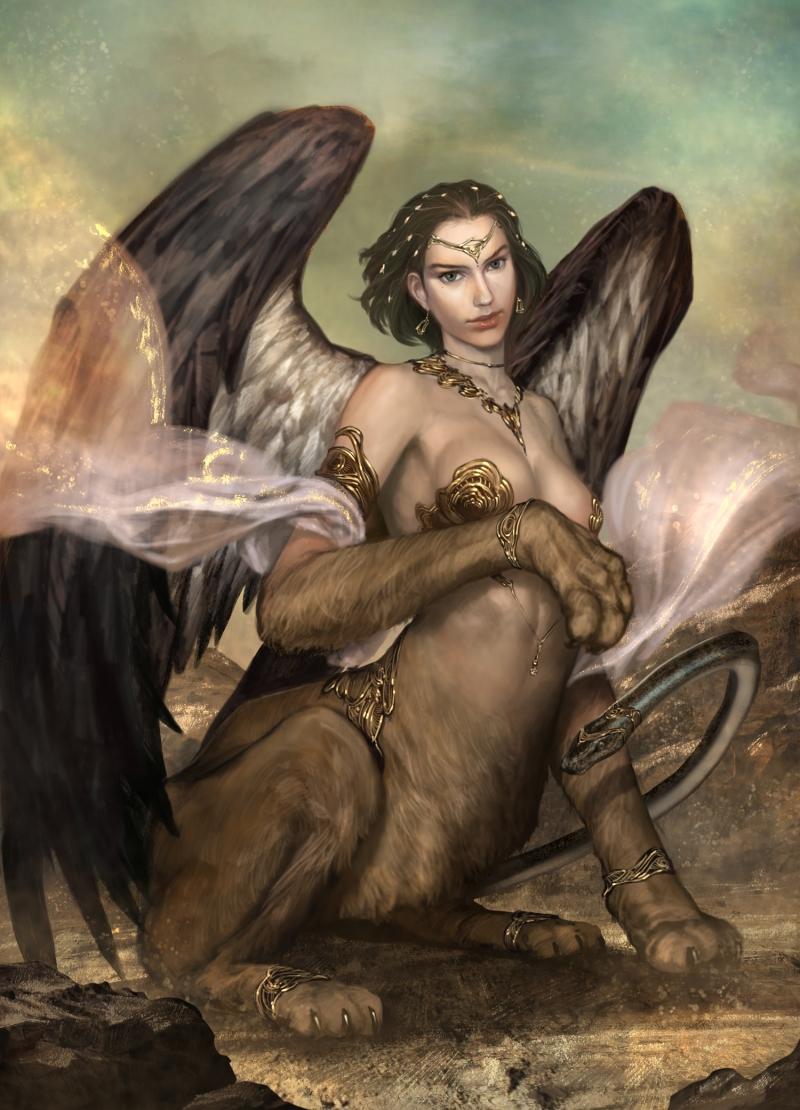 Sphinx (Nhân Sư)