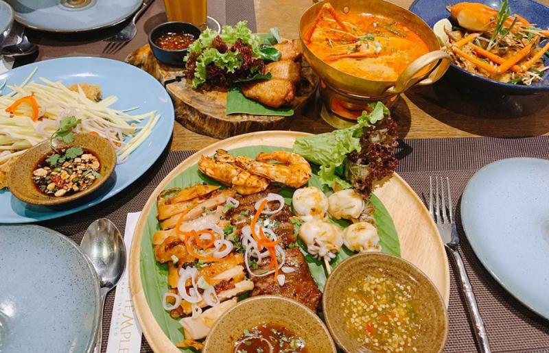 Spice Temple - Nhà Hàng Thái Lan