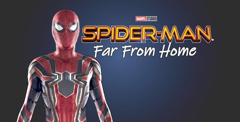 Năm sau chúng ta sẽ được trở lại với Tom Holland trong Spider-Man: Far From Home