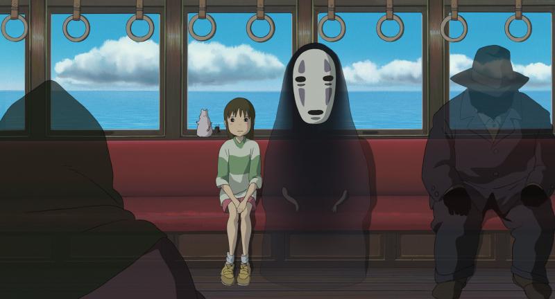 Spirited Away (Sen và Chihiro ở Vùng đất linh hồn)