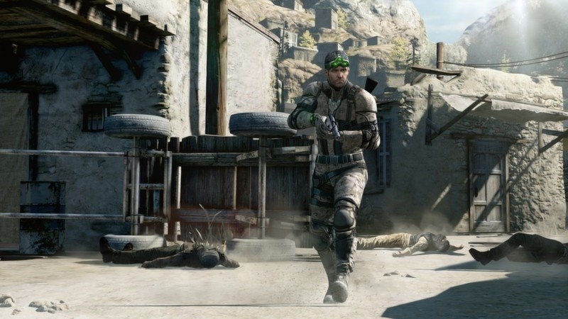Hình ảnh trong Splinter Cell: Blacklist