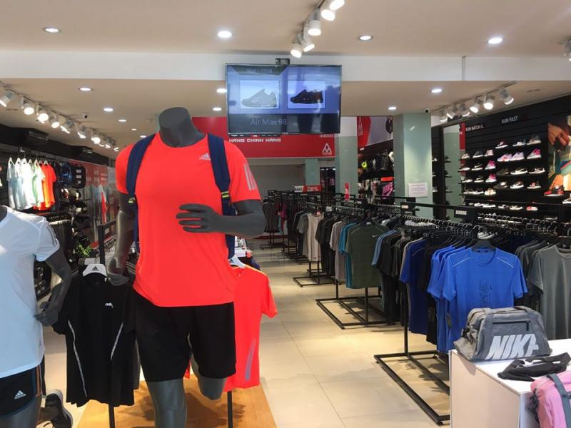 Nếu bạn yêu thích đồ thể thao Adidas thì Sport1 sẽ là sự lựa chọn chính xác cho khách hàng