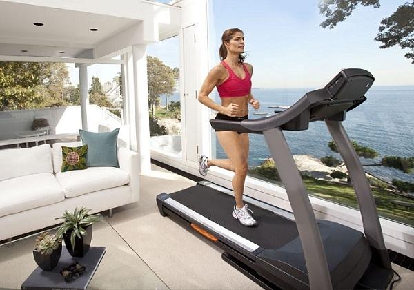 Không gian đẹp và sang trọng không nên thiếu một máy tập thể dục đẳng cấp tại nhà