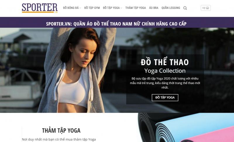 Website Sporter