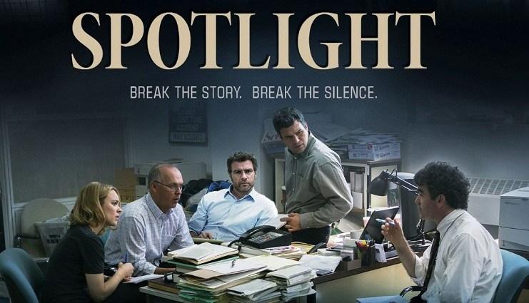 Nhóm phóng viên trong Spotlight
