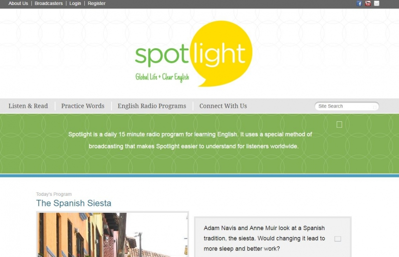 spotlightenglish.com