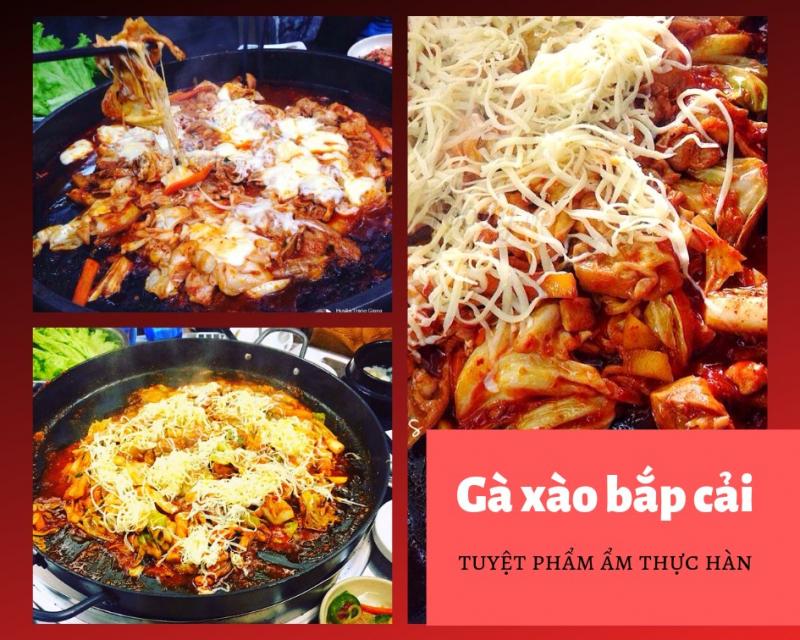 Top 5 địa chỉ ăn gà xào phô mai ngon và chất lượng nhất Hà Nội