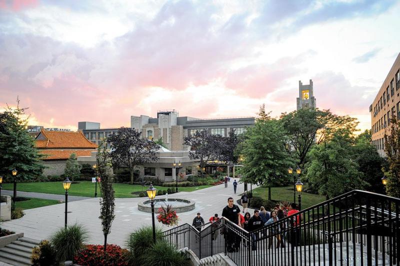 Đại học St. John's
