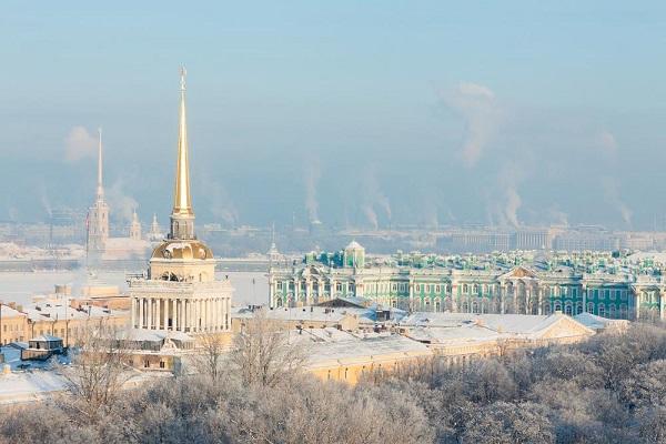 St.Petersburg từng là kinh đô của hoàng gia nước Nga