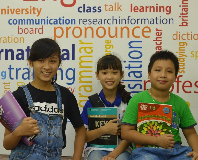 Stages English Center