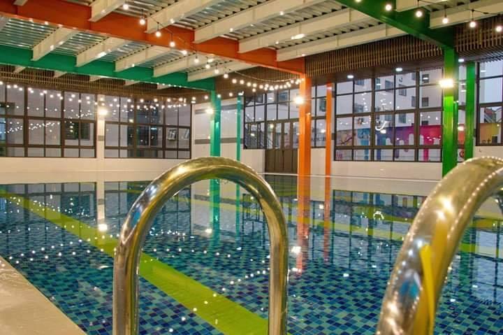Stamina Pool - Bể bơi Bốn mùa Nước mặn