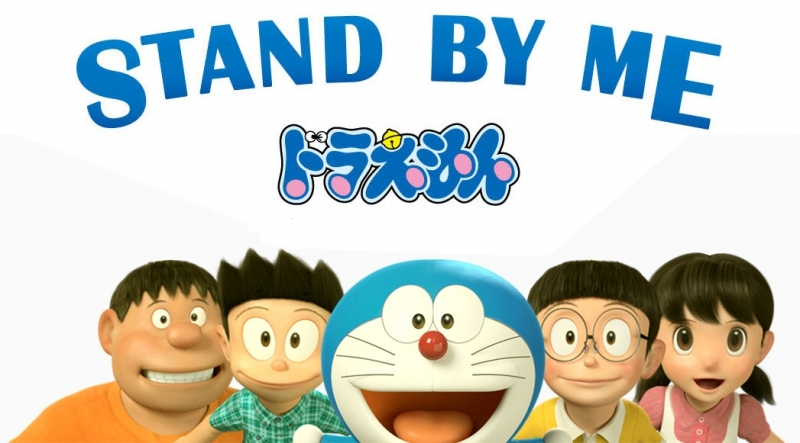 Stand By Me Doraemon.