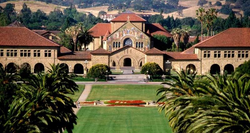 Đại học Stanford.