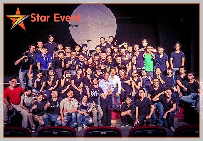 Đội ngũ StarEvent