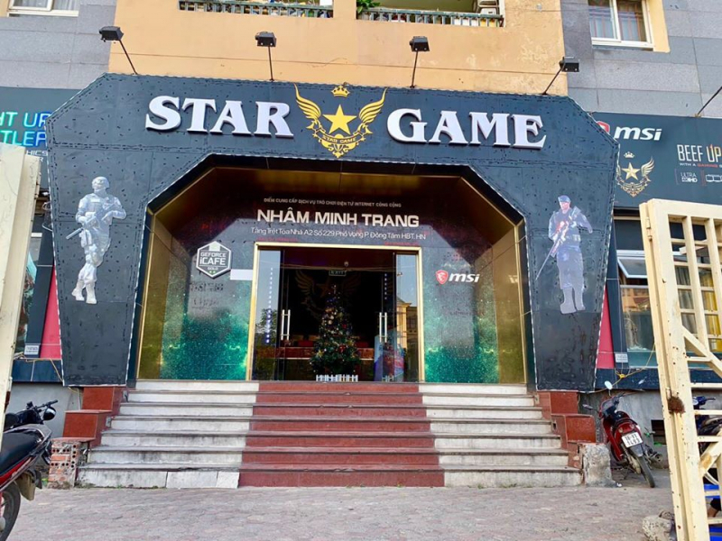 Star Gaming Center