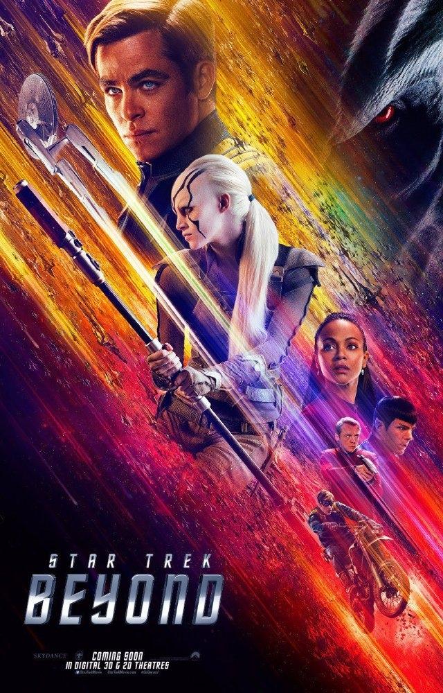 Star Trek không giới hạn