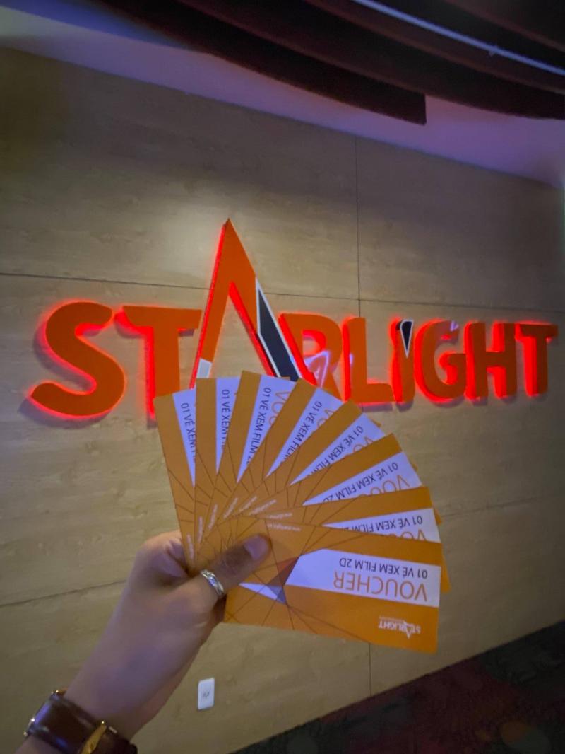 Trung Tâm Giải Trí Starlight Huế