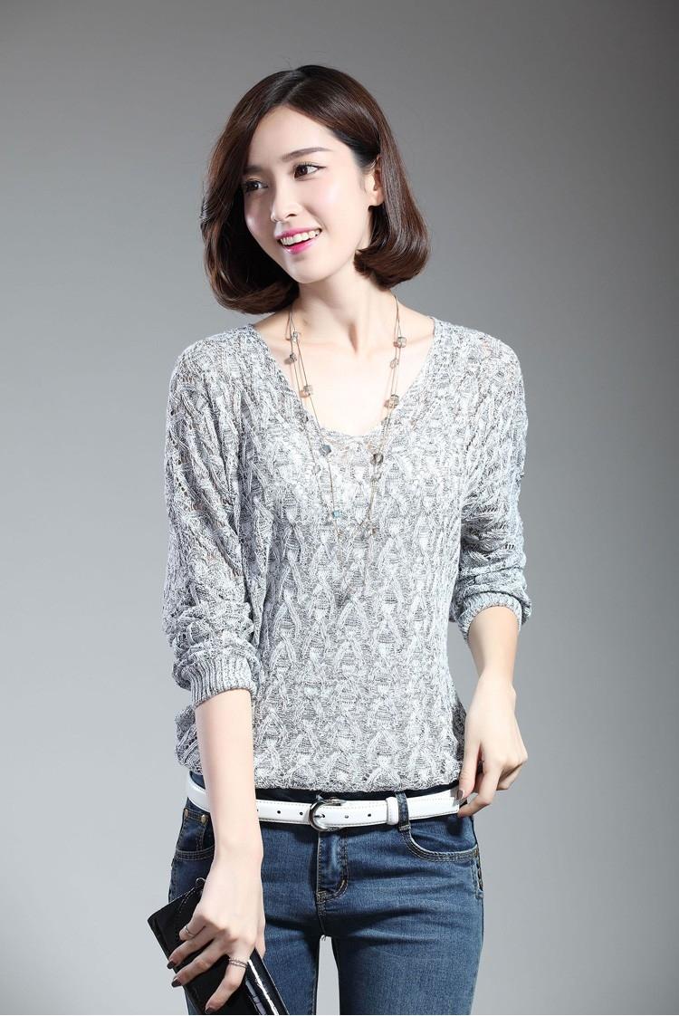 Áo len dệt kim là một lựa chọn thích hợp với điều kiện thời tiết của TP.HCM (Nguồn: Sưu tầm)