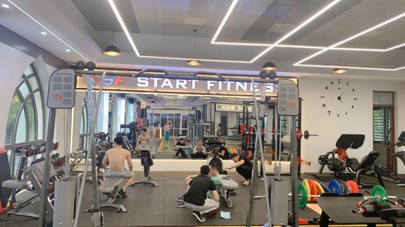 Start Fitness - Bắc Giang