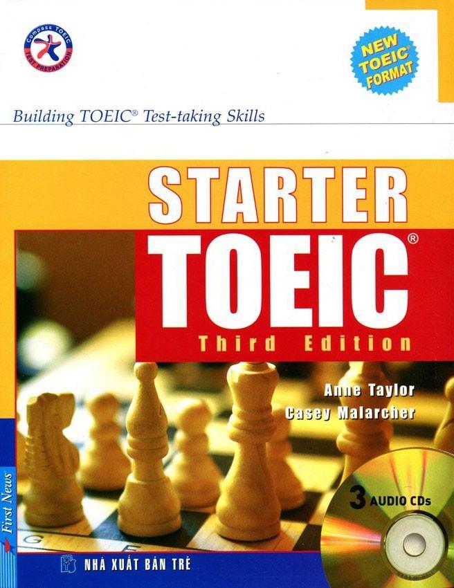 Top 10 tài liệu luyện thi TOEIC tốt nhất cho người mới bắt đầu