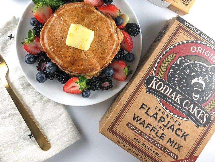 Startup bánh kếp ngũ cốc tự nhiên - Kodiak Cakes
