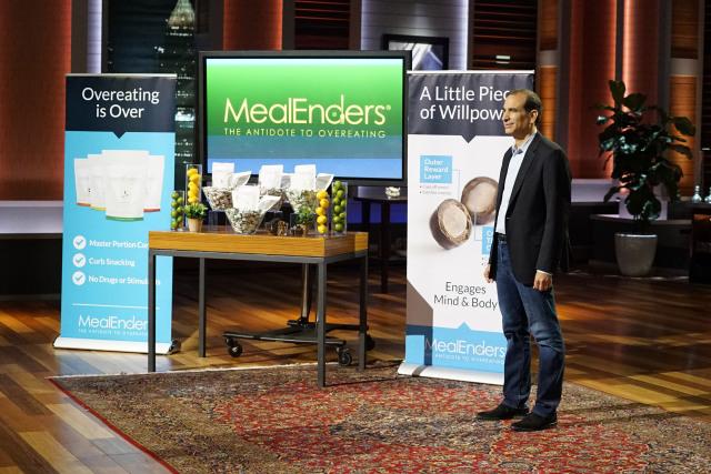 Startup kẹo hai lớp - MealEnders
