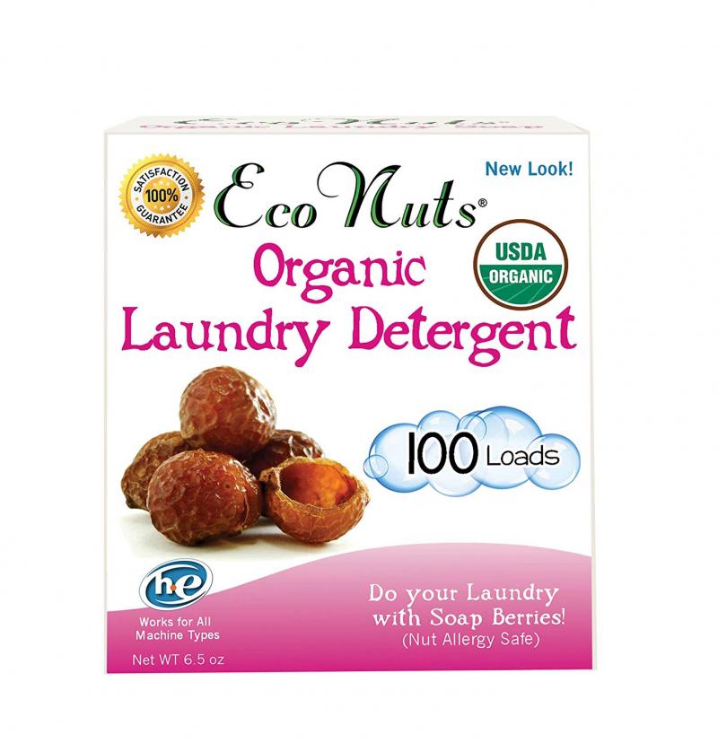 Startup quả mọng khô tẩy rửa tự nhiên - Eco Nuts