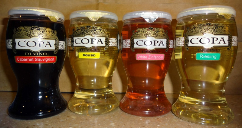 Startup hộp đựng rượu vang - Copa Di Vino