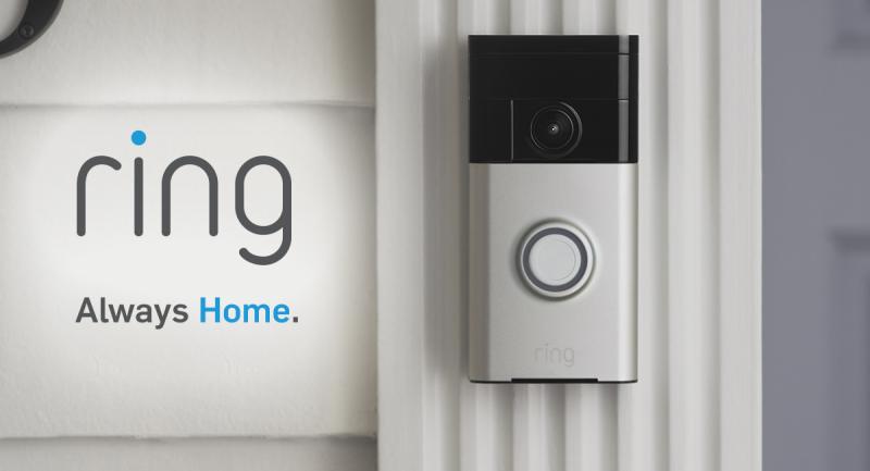 Startup video chuông cửa - Ring