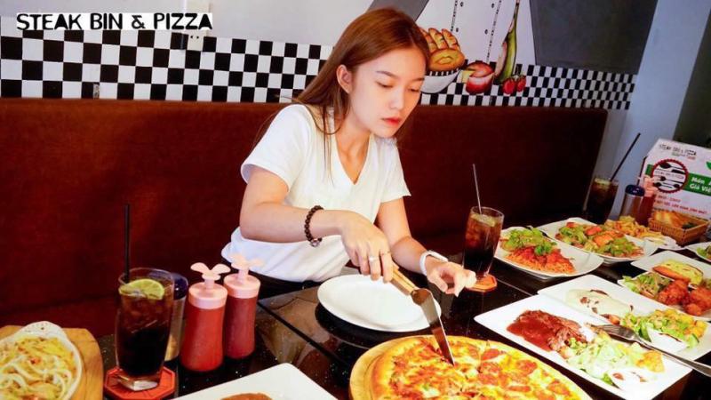Steak Bin & Pizza