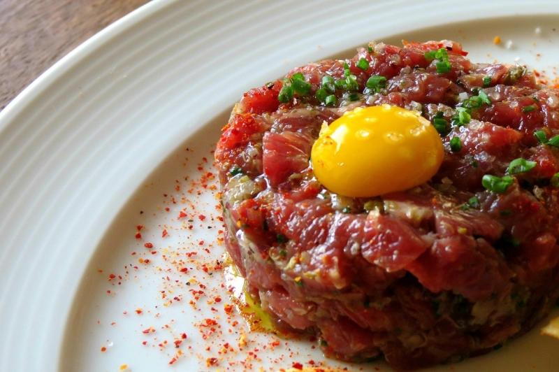 Steak Tartare - đỉnh cao của ẩm thực tươi sống
