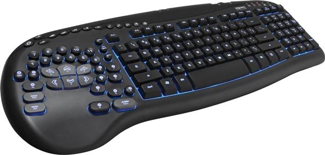 Sự tiện dụng về phím bấm giúp SteelSeries Merc rất được ưa chuộng.