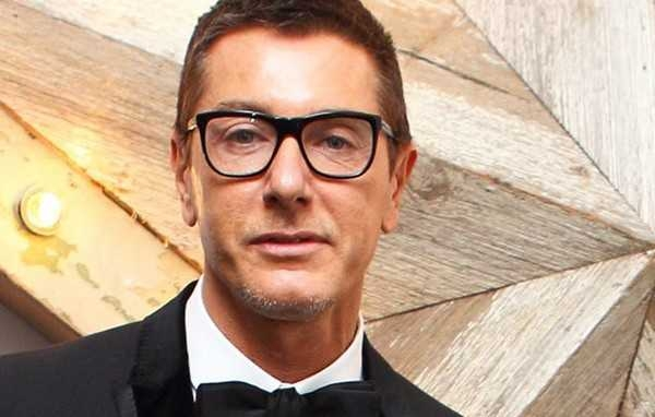 The co-founder of the Dolce & Gabbana luxury fashion house.