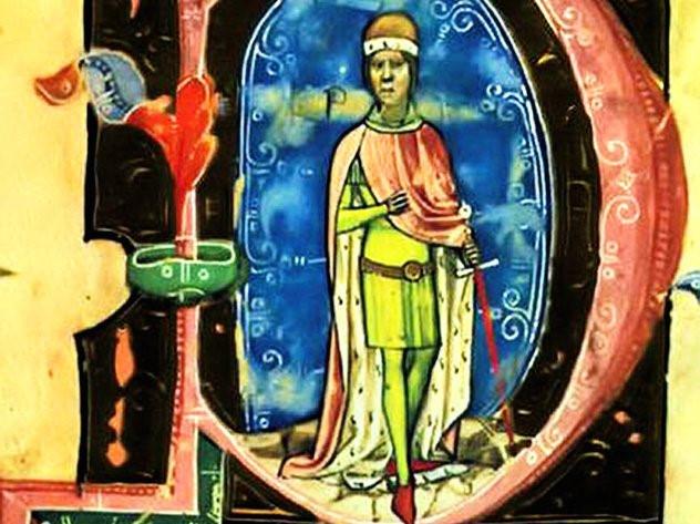 Stephen of Hungary bị người hầu của mình hạ độc.
