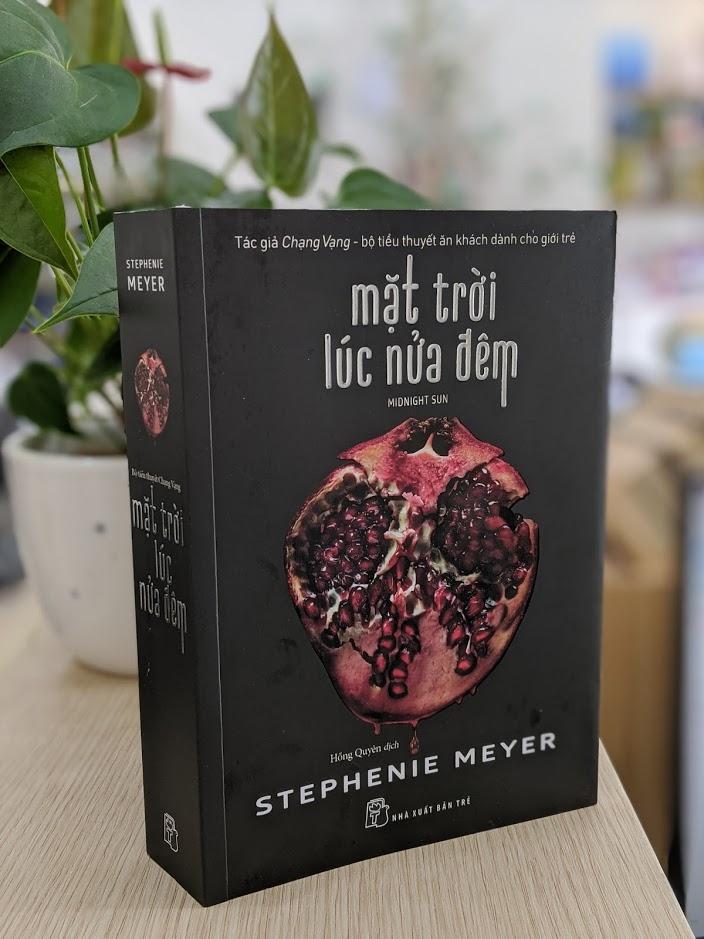 Sách của tác giả Stephenie Meyer