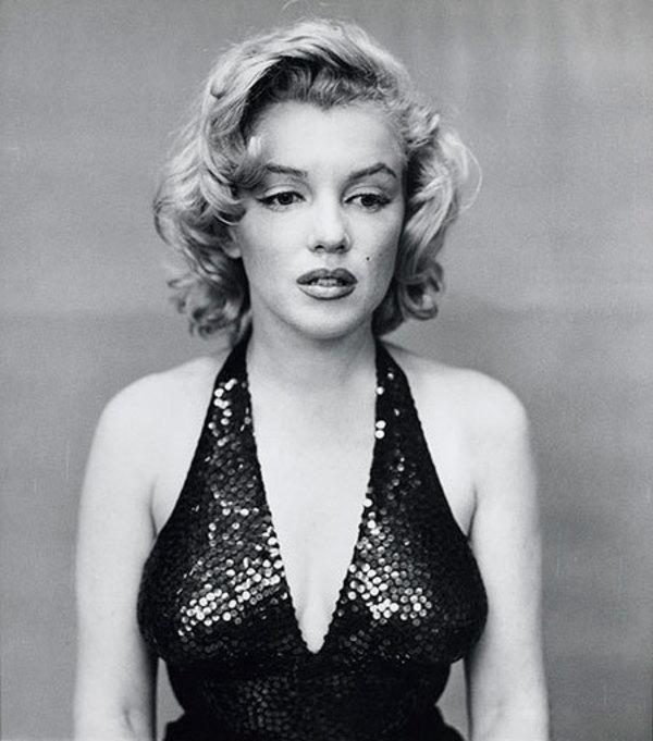 Monroe dưới góc nhìn của Richard Evedon