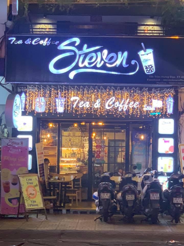 Steven Tea vàamp; Coffee