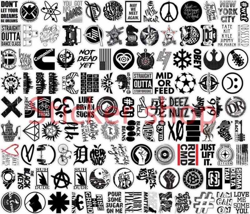 Sticker Shop