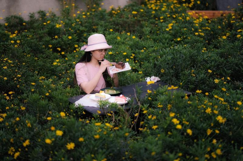 Still Cafe nằm trong khu phức hợp Still Đà Lạt, với khu vườn rộng lớn, ấm áp cùng nhiều cây xanh.