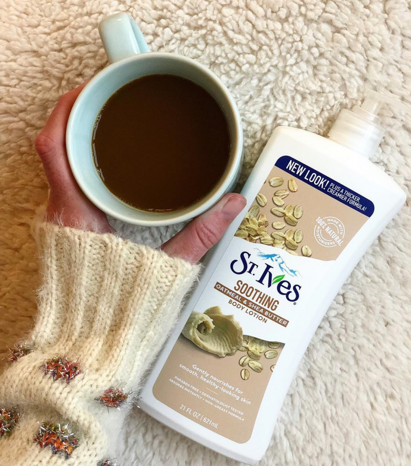 St.Ives Body Lotion