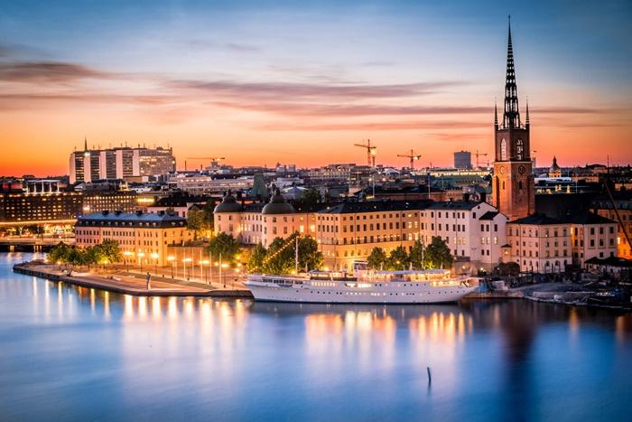 Stockholm - viên ngọc quý của Thụy Điển