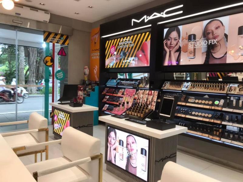 Store M.A.C 48 Lê Thái Tổ - TP Hà Nội