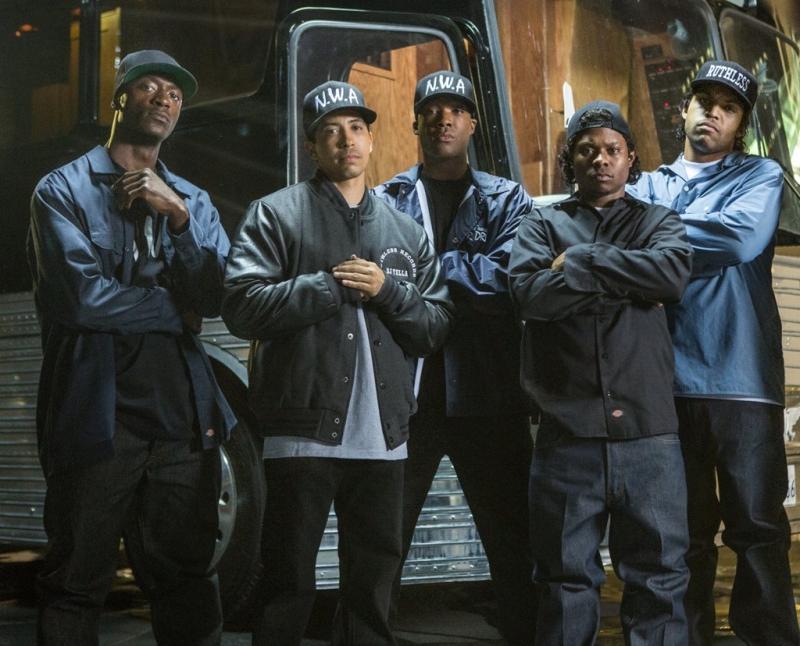 Straight Outta Compton (Ban nhạc Rap huyền thoại)