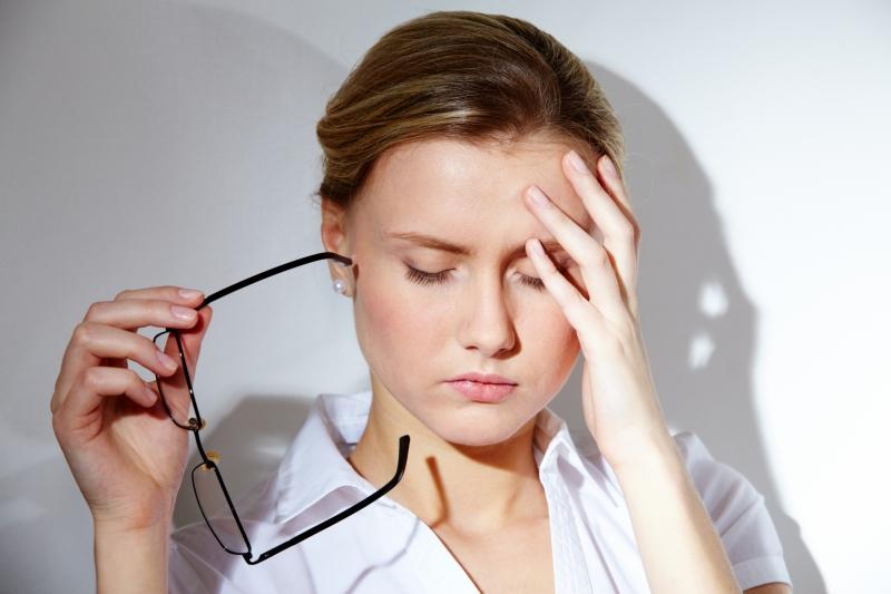 Stress khiến bệnh cảm kéo dài hơn