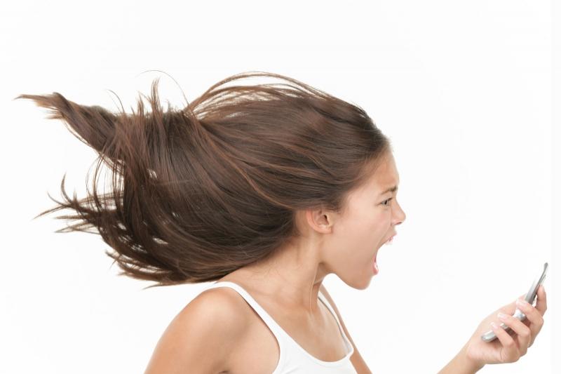 Stress cũng là 1 nguyên nhân khiến cho làn da của phụ nữ bị lão hóa sớm