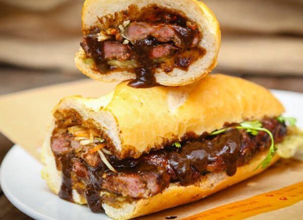 Student Food - Bánh Mì