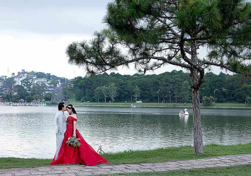 Studio áo cưới Hà Nguyên