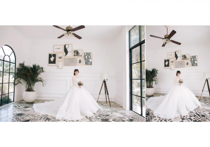 Studio áo cưới Phương Trâm