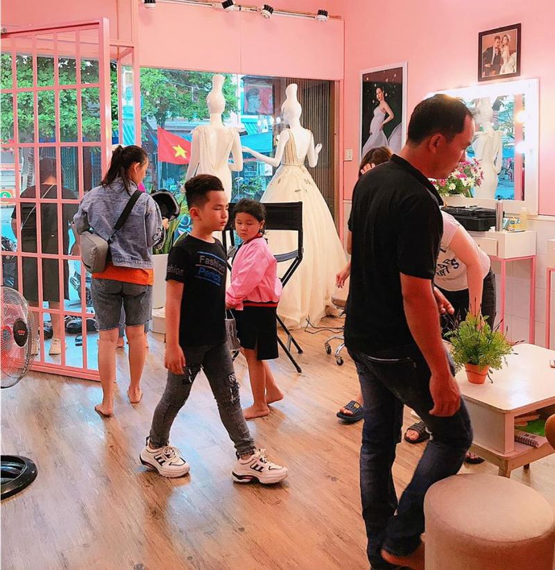 Studio Baby Chuối