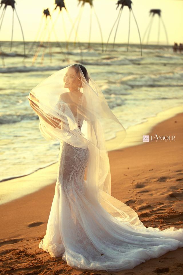 Váy cưới tại Studio BN NGUYỄN